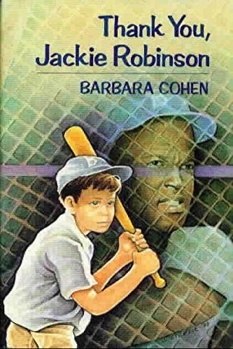 9780688079093: Thank You, Jackie Robinson