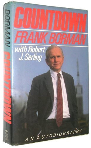 Countdown: An Autobiography [signed by Borman]
