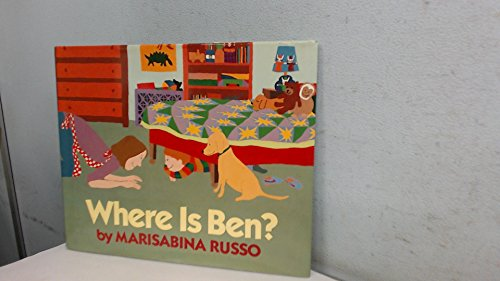9780688080112: Where Is Ben?