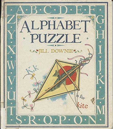9780688080440: Alphabet Puzzle
