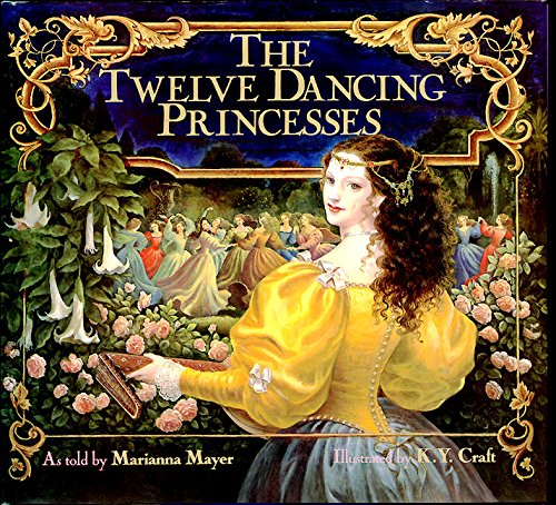 9780688080518: The Twelve Dancing Princesses