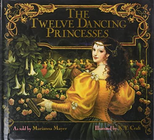 9780688080518: The Twelve Dancing Princesses