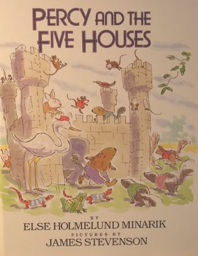 9780688081058: Percy and the Five Houses