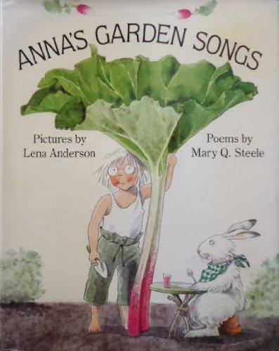 9780688082178: Anna's Garden Songs