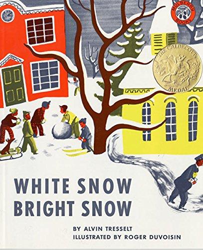 White Snow, Bright Snow (Paperback)