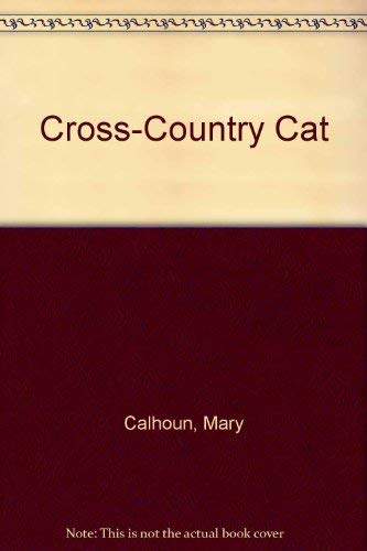 9780688083984: Cross-Country Cat (Americans-discover-America series)