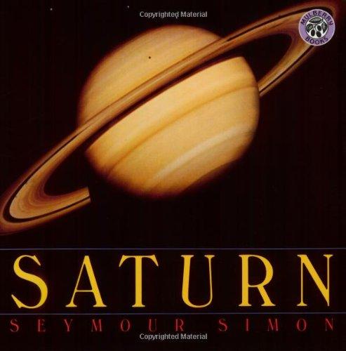 9780688084042: Saturn
