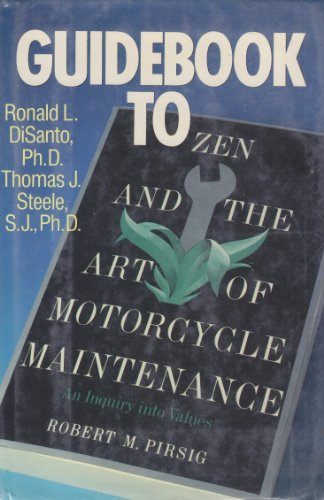 9780688084615: Guidebook to Zen and the Art of Motorcycle Maintenance