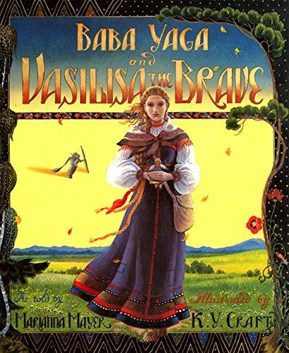 9780688085001: Baba Yaga and Vasilisa the Brave