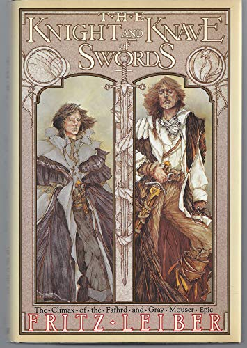 THE KNIGHT AND KNAVE OF SWORDS: Leiber, Fritz.