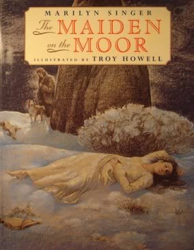 9780688086756: The Maiden on the Moor