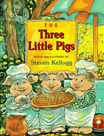 9780688087319: The Three Little Pigs