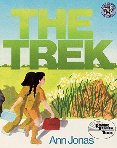The Trek (Reading Rainbow Books): Ann Jonas