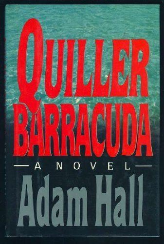 Quiller Barracuda: Hall, Adam