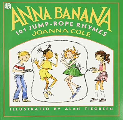 9780688088095: Anna Banana: 101 Jump Rope Rhymes