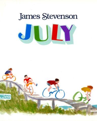 July.: STEVENSON, James.