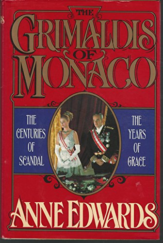 9780688088378: The Grimaldis of Monaco