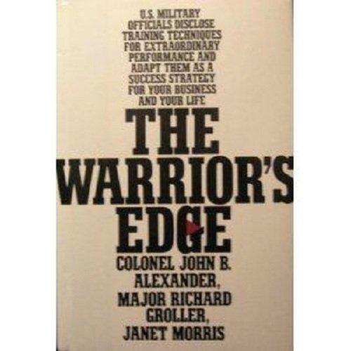 9780688088897: The Warrior's Edge