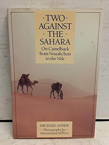 9780688089269: Two against the Sahara
