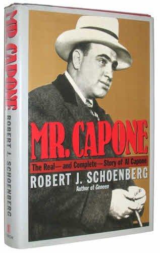 9780688089412: Mr. Capone