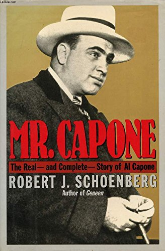Mr. Capone: Schoenberg, Robert J.