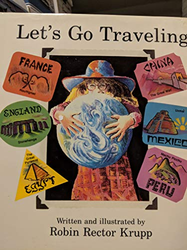 9780688089894: Let's go traveling