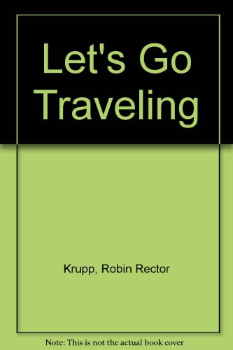 9780688089900: Let's Go Traveling