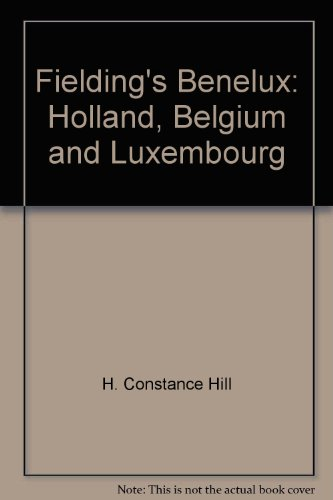 Fielding's Benelux 1992: Hill, H. Constance