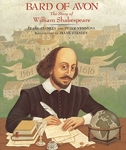 9780688091088: Bard of Avon: The Story of William Shakespeare