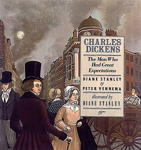 9780688091101: Charles Dickens: The Man Who Had Great Expectations