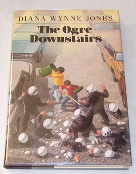 9780688091958: The Ogre Downstairs