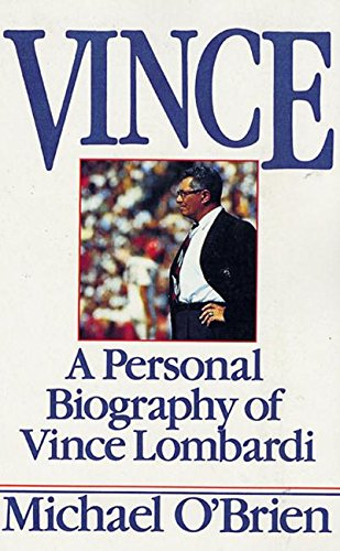 9780688092047: Vince: A Personal Biography of Vince Lombardi