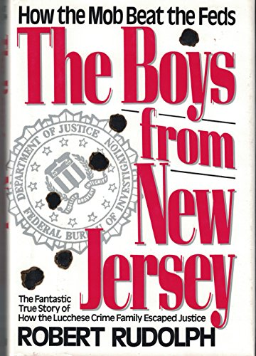 9780688092597: The Boys from New Jersey: How the Mob Beat the Feds