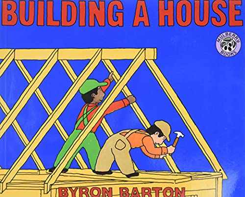 9780688093563: Building a House (Mulberry Books)