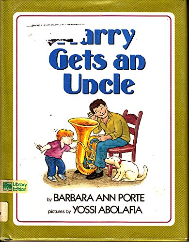 9780688093891: Harry Gets an Uncle