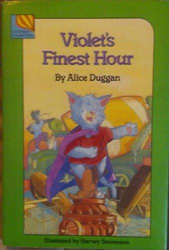 9780688094560: Violet's Finest Hour