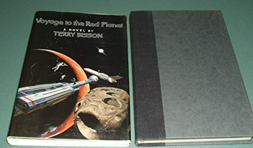 Voyage to the Red Planet (0688094953) by Terry Bisson