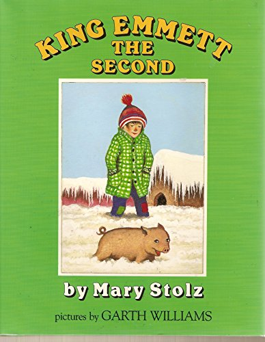 King Emmett the Second (0688095208) by Mary Stolz