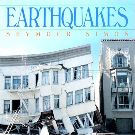 9780688096335: Earthquakes