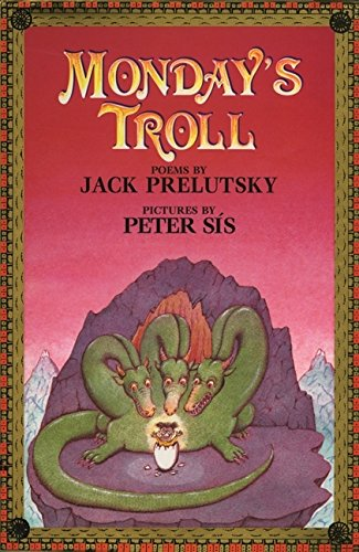 Monday's Troll (0688096441) by Jack Prelutsky