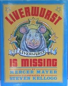9780688096588: Liverwurst Is Missing