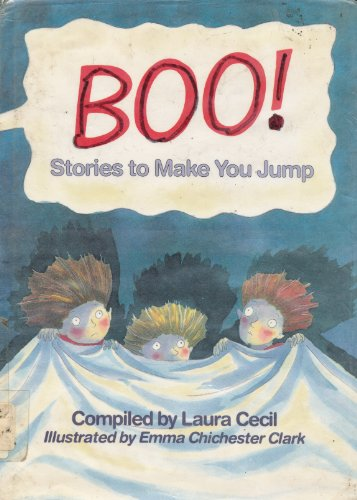 9780688098421: Boo! Stories to Make You Jump: Stories to Make You Jump