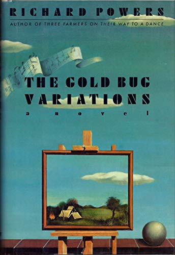 The Gold Bug Variations (First Edition): Powers, Richad