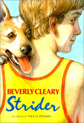 Strider: Beverly Cleary Illustrated