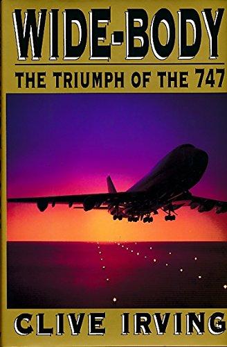9780688099022: Wide-Body: The Triumph of the 747