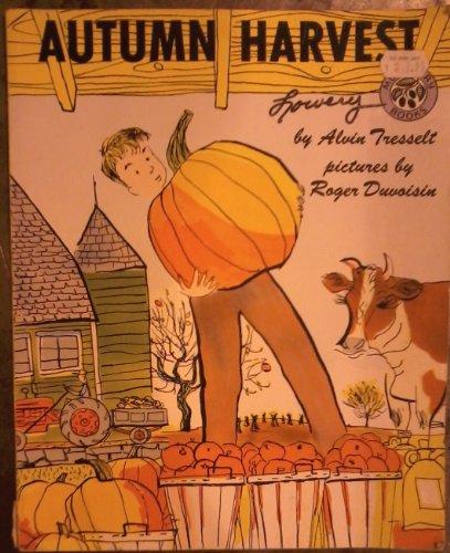 9780688099251: Autumn Harvest