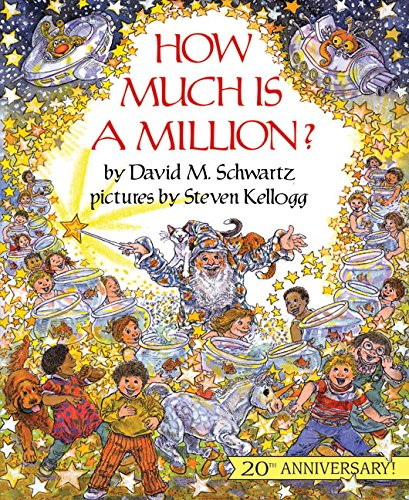 9780688099336: How Much Is a Million? 20th Anniversary Edition (Reading Rainbow Books)