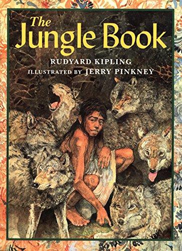 The Jungle Book (Books of Wonder): Rudyard Kipling