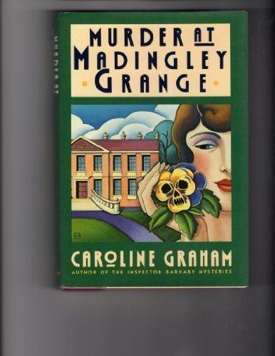 9780688099848: Murder at Madingley Grange