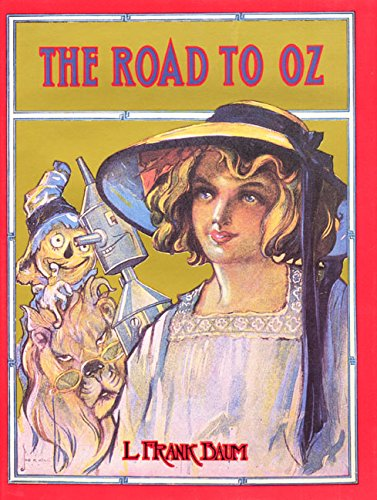 The Road to Oz (Books of Wonder)